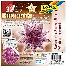 'Folia Bascetta Star 400/1515Folding Bltter
