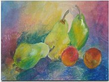 'Fruity Tutty' by Valerie Johnson Painting