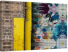'Garage Door' by Kent Youngstrom - Wrapped