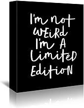'I'm Not Weird I'm a Limited