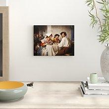 'In a Roman Osteria' - Print Astoria Grand