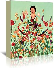 'May Flowers' by Anderson Design Group Art