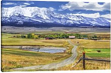 'Montana Farm' by Galloimages Online -