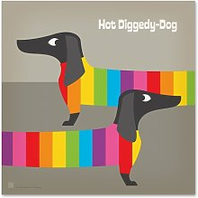 'Rainbow Dogs' by Anderson Design Group -