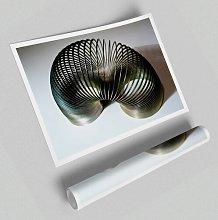 'Slinky' - Unframed Photograph Print on