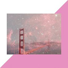'Stardust Covering San Francisco' -