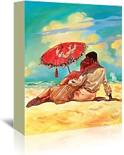 'Summer Love' by Anderson Design Group Art