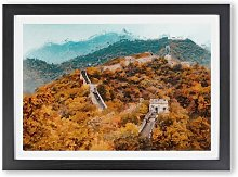'The Great Wall of China' - Picture Frame