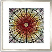 'Under The Sun Dome' Framed Print & Mount,