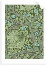 'William Morris Wallpaper Sample with