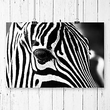 'Zebra' Photographic Print Big Box Art