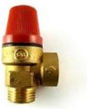 39800130 Safety Valve - 3 BAR - Ferroli