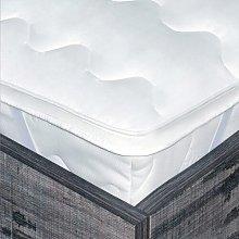 3cm Polyester Mattress Topper Wayfair Basics Bed
