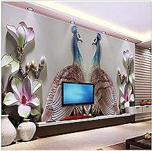 3D 3D Wallpaper for Modern Living Room 3D