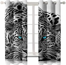 3D Animal Decoration Curtain Waterproof And Mildew