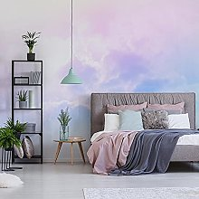 3D Fantasy Color Background Wall Covering Gradient