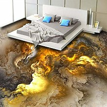 3D Flooring Wallpaper Modern Personality Abstract