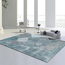 3D Geometric Pattern Carpet Small Fresh Living