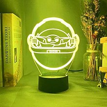 3D Illusion Lamp Kids Lamp Playstation Light Table