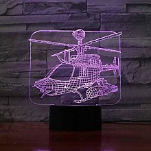 3D Illusion lamp Kids Lamps for Bedroom