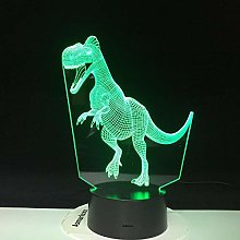 3D Illusion Lamp Led Night Light Black Friday Deal