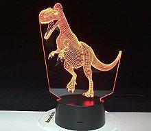 3D Illusion Lamp Led Night Light Black Friday Sale
