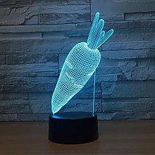 3D Illusion lamp Night lamp ,Bedroom Home