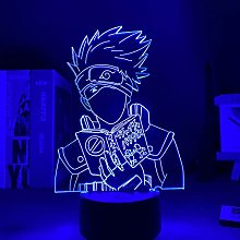 3D Lamp Anime Figure Narutoed Teen Room Decoration