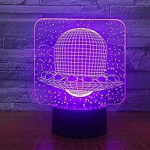 3D lamp Kids Lamps for Bedroom Creative