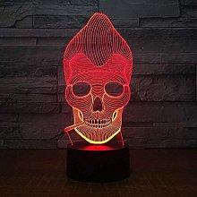 3D lamp Kids Lamps for Bedroom Loving