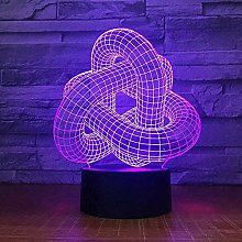 3D led lamp Kids Bedroom Accessories ,Home