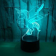 3D led lamp Kids Lamps for Bedroom ,Dimmable