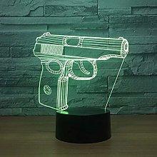 3D led lamp Kids Night Light ,Home Decoration