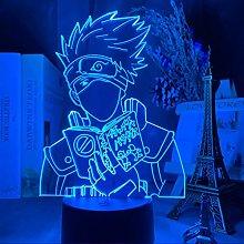 3D led Night Light Anime Christmas Gift Night
