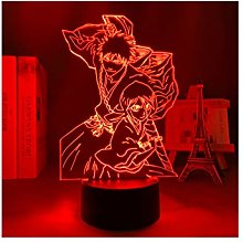 3d Light Anime Bleaching Powder Home Decoration