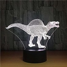 3D Lighting Mood Lamp Illusion Lamp 3Dfrench Day