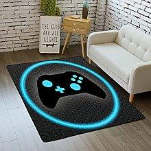 3D Modern Gamer Rug For Living Room Bedroom Decor