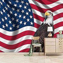 3D Mural Animal Eagle Bedroom Wallpaper Photo