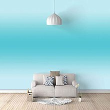 3D Mural Fashion Blue Background Bedroom Wallpaper