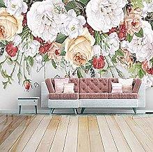 3D Mural Wallpaper for Living Room Bedroom