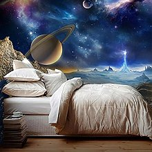 3D Mural Wallpaper for Wall Space Astronomy World