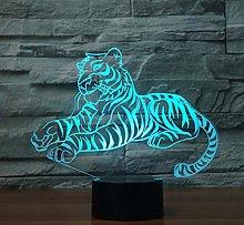 3D Night Light Children's Gift Led Table Lamp
