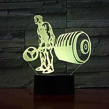 3D Night Light Kids Desk Lamp Gaming Gifts for