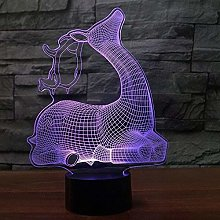 3D Night Light led Night Light Sika