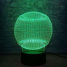 3D Night Light Night Lights ,Dimmable Brightness