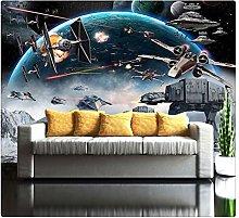 3D Photo Wallpaper Mural Star Wars Large Murals
