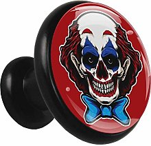 3D Printed Drawer Knobs Pull Funny Clown Cupboard