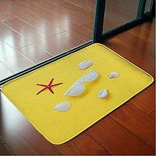 3D printing door mat living room mat Home Decor