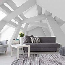 3D Simple Modern Geometric Pattern Wallpaper