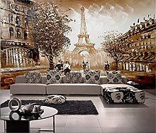 3D Stereoscopic Wallpaper Living Room Tv Backdrop